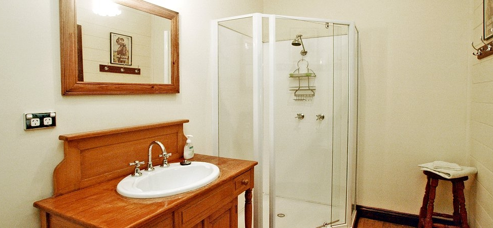 Butterfly Farm suite 1 bathroom